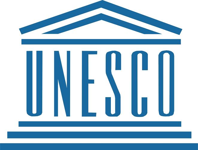 Unesco 1a logo blue LLLLL