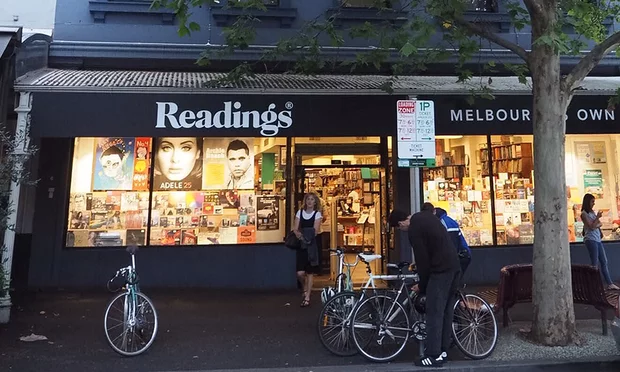 Readings Melbourne 1a LLLL