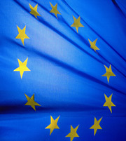 EU flag 1a good photo
