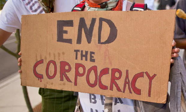 End The Corpocracy 1a LLLL