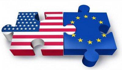 US & EU flags 1a caricature LLL
