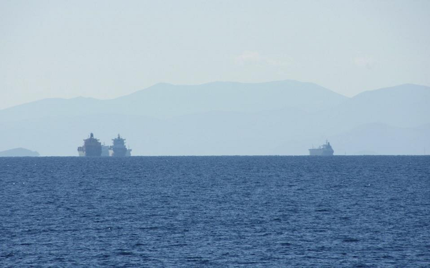 Aegean & warships 1a LLLL