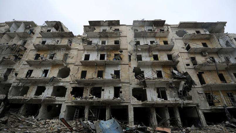 Alep - Le Figaro