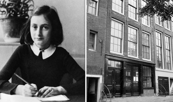 Anne Frank - Express