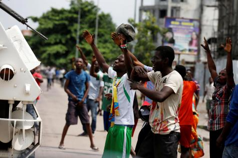Congo - Le Soir