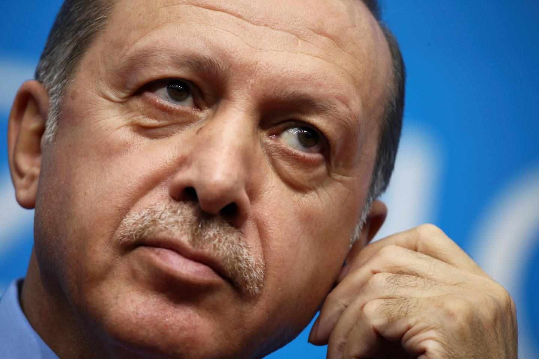 Erdogan - Newsweek