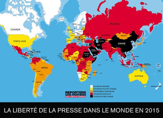 Journalistes - Le Monde