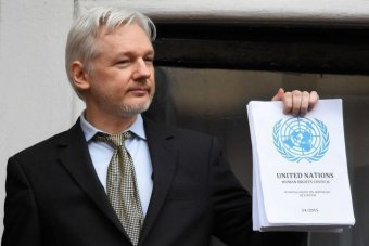 Julian Assange - ABC