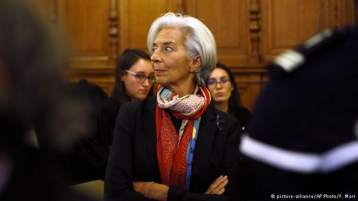 Lagarde - DW