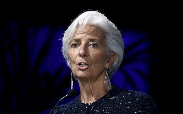 Lagarde - Naftemporiki
