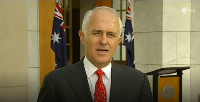 Malcolm Turnbull - SBS