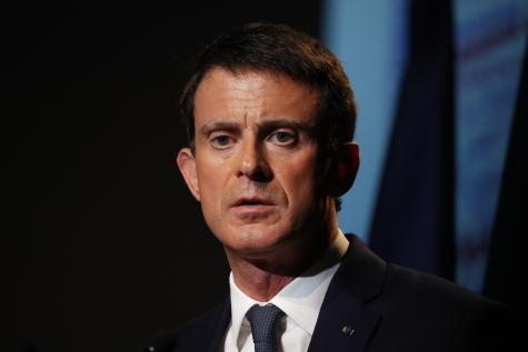 Manuel Valls - Le Soir