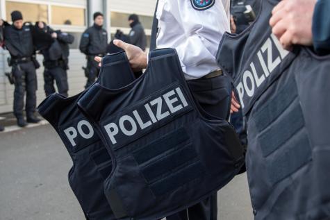 Police - Le Soir