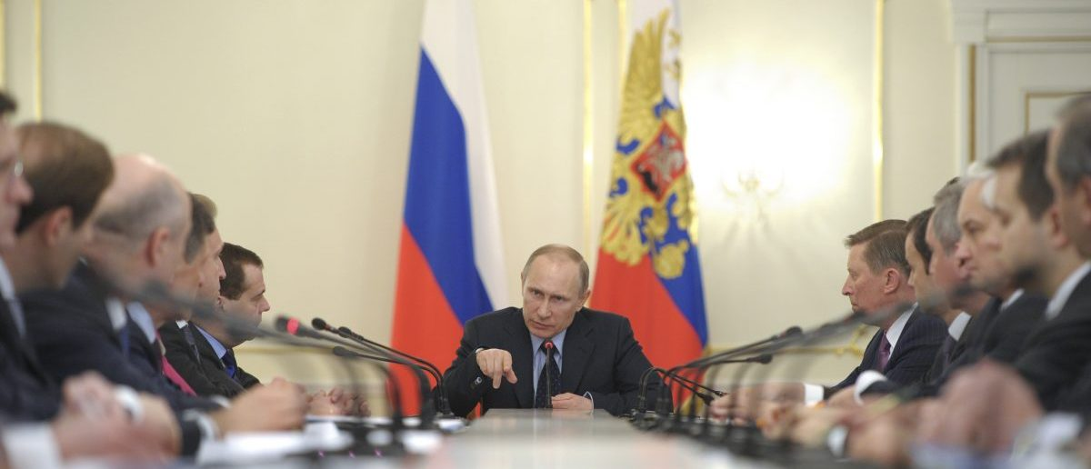 Russia - The Daily Caller