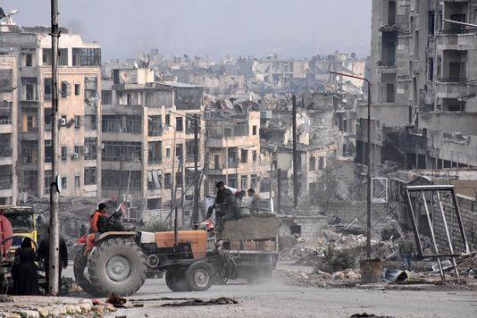 Aleppo - Le Monde