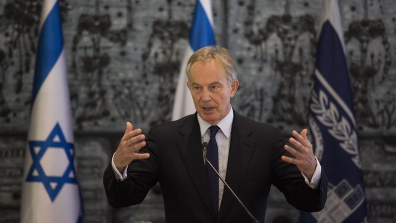 Blair - Al Jazeera