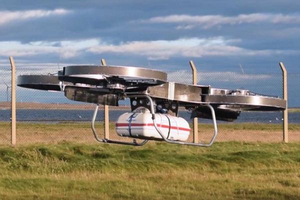 Drone - Zone militaire