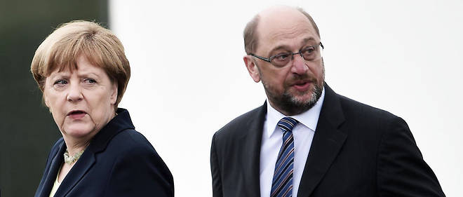 Merkel - Le Point