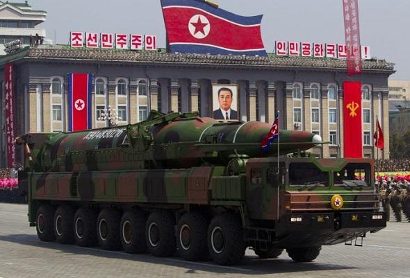 N Corea - Zone Militaire