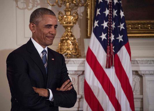 Obama - Le Monde