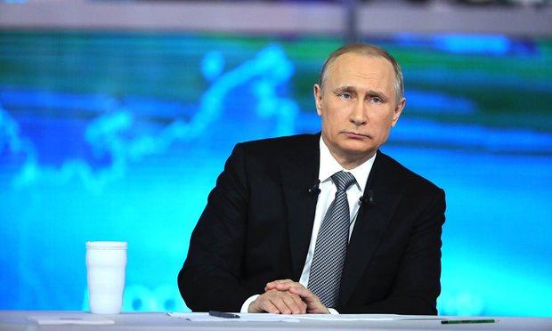 Putin - The Guardian