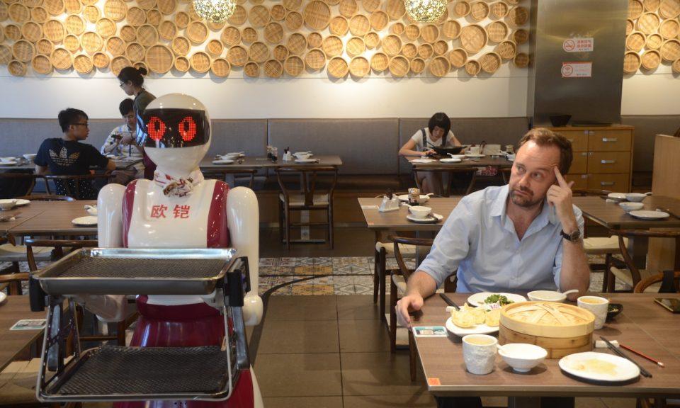 Robot - Asia Times