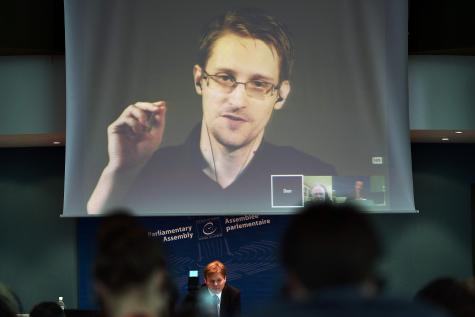 Snowden - Le Soir