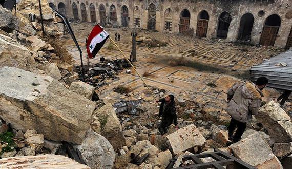 Syria - Al Monitor