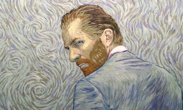 Van Gough - The Guardian