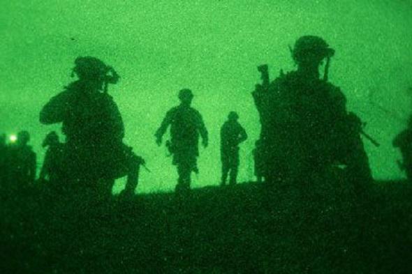 Zor - Zone militaire