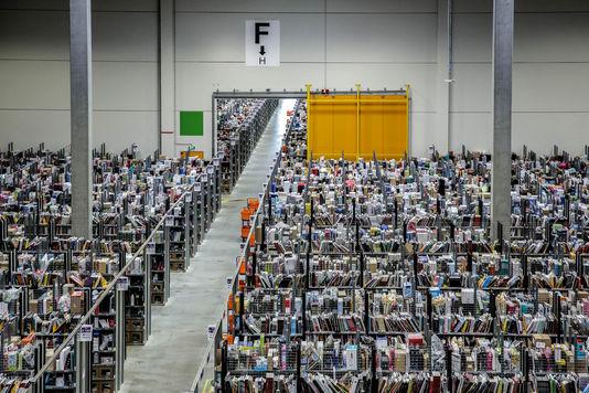 Amazon - Le Monde