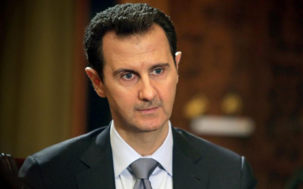 Assad - Le Parisien