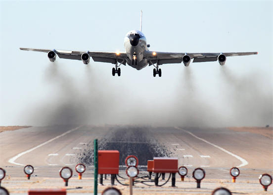 Avion - Zone militaire
