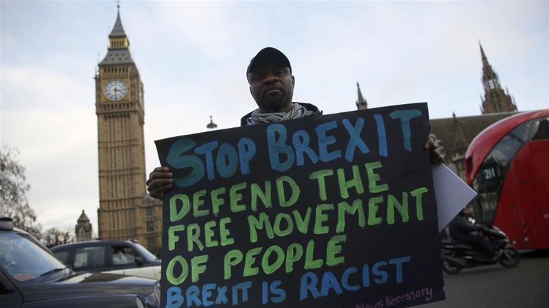 Brexit - Al Jazeera