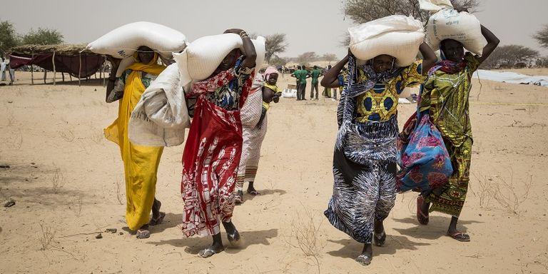 Famine - Le Monde