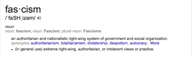 Fascism - The Daily Caller