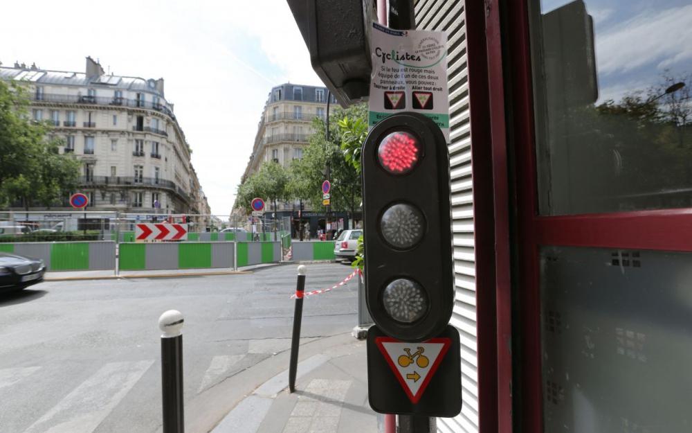 Feux - Le Parisien