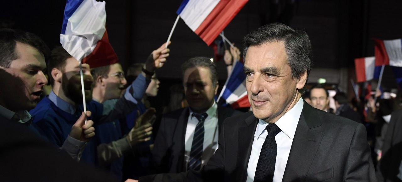Fillon - Le Figaro