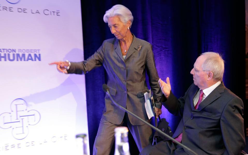 IMF - Kathimerini