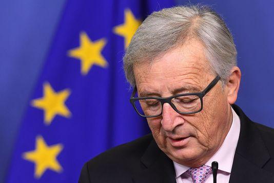 Juncker - Le Monde