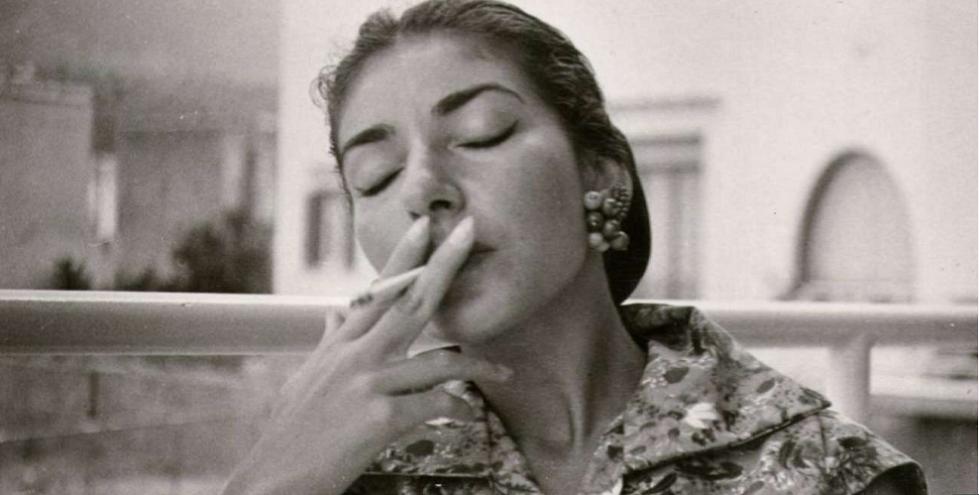 Maria Callas Smoking 1a LLLL