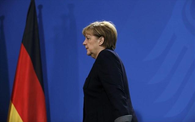 Merkel - Naftemporiki