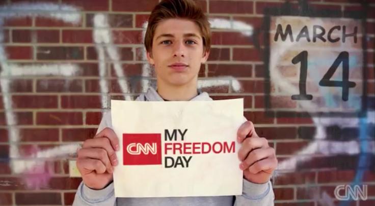 My freedom day - CNN