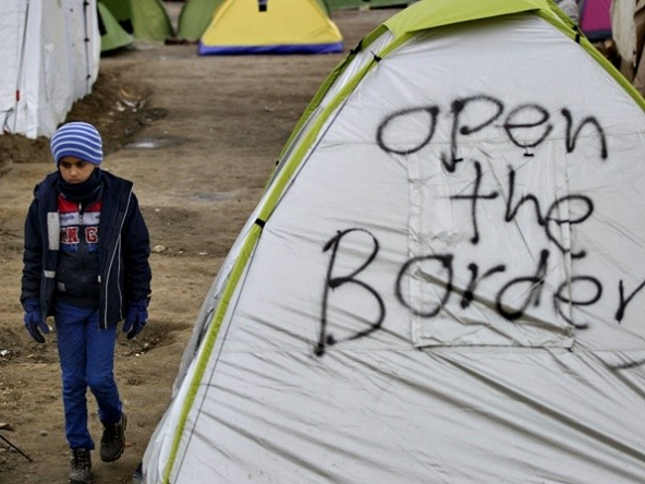 Open the border 1a LLLL
