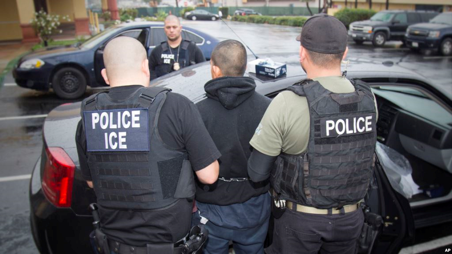 Police Ice USA 1a LLLL