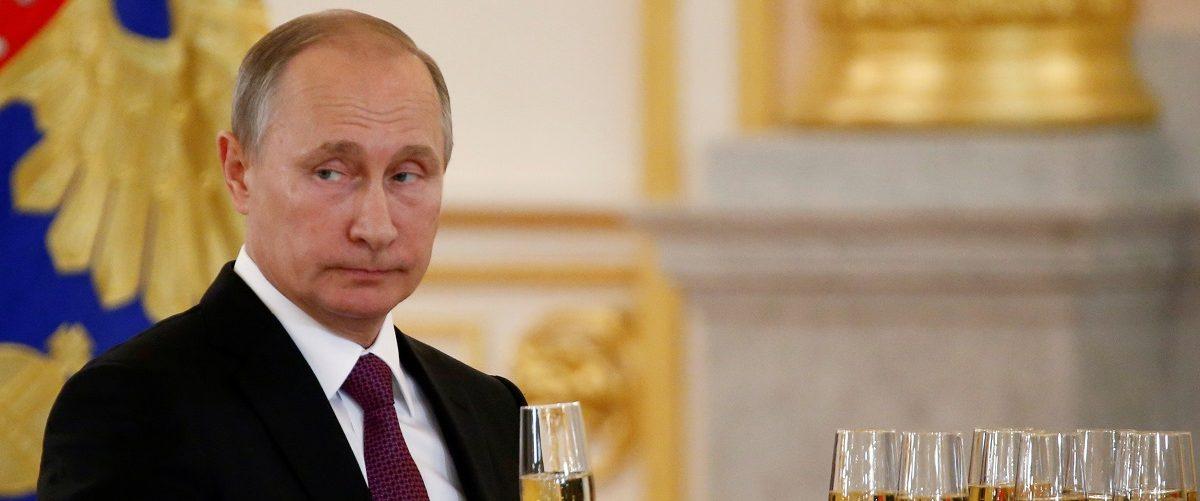 Putin - The Daily Caller