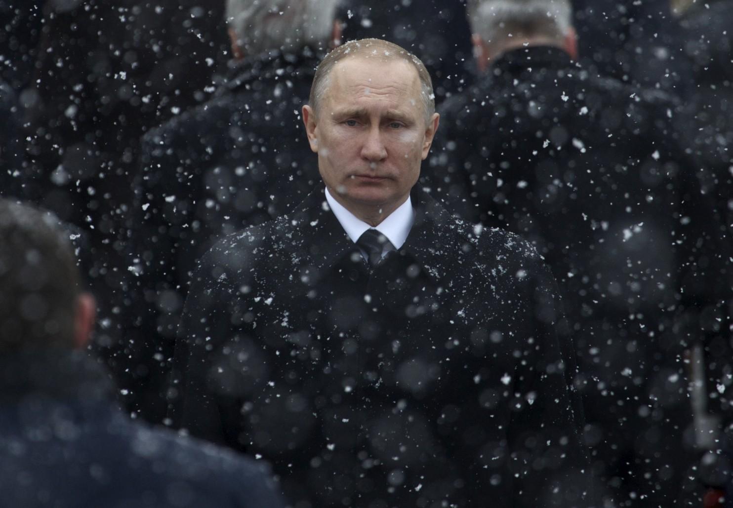 Putin - WP