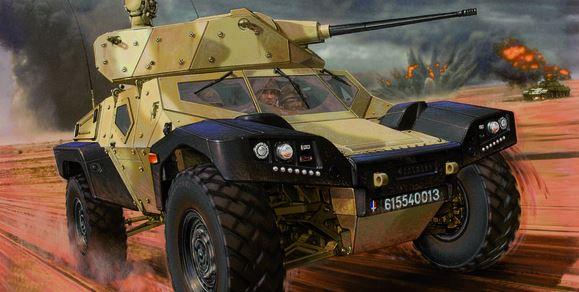 Renault - Zone Militaire