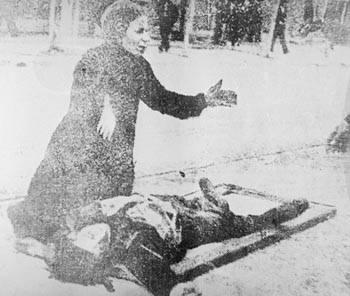 Tasos Tousis & his mother 1a LL