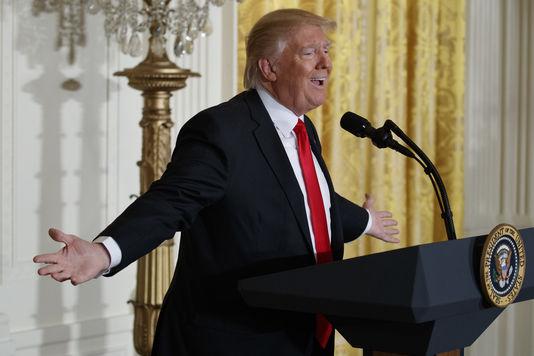 Trump - Le Monde